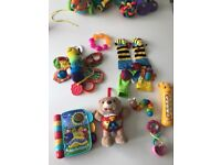 Huge Bundle of Baby Toys