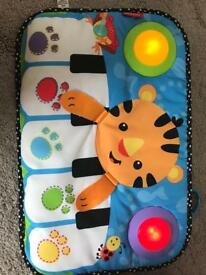 Fisher Price musical piano toy
