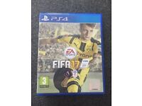 Fifa 17 PS4 Game!!