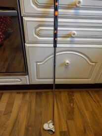 Odyssey white hot 2 ball CS putter ( centre shafted)