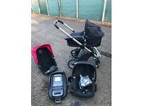 Icandy apple stroller/pram /car seat