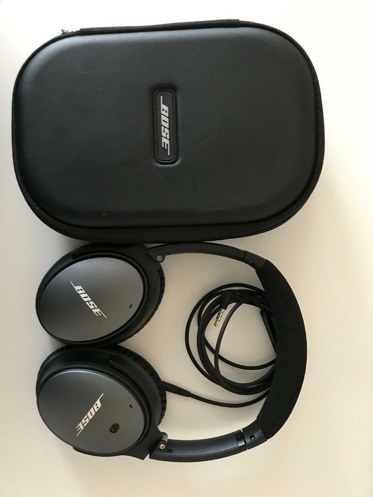 Bose Quietcomfort 25 - Acoustic Noise-Cancelling headphones