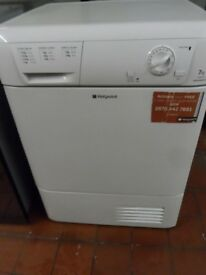 """""""Hotpoint"""" 7Kg.....Condenser tumble dryer for sale.Can be delivered."""