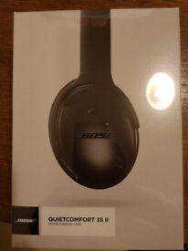 ***Brand New - Unopened*** Bose QuietComfort 35 II Wireless Headphones