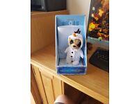 Frozen -Baby Oleg As Olaf Soft Toy