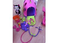 Minnie Mouse play sets