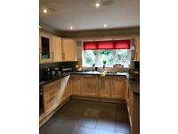 Maple Shaker Kitchen Cupboard Frontals