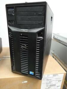 PowerEdge T310 Server - Intel Xeon 4 Core 2.66GHz (X3450) -24GB RAM - 4X600GB SAS 15K Hard Drives- 6i RAID