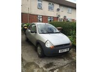 FORD KA 1.2 2003 LUXURY EDITION LOW MILEAGE