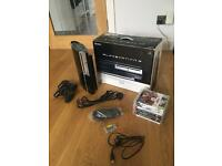 PS3 120GB Black console with 7 great games.