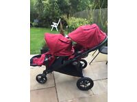 Baby Jogger City Select Double pushchair