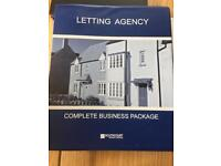 Letting Agency Business Pack