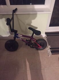 Rockstar Mini Bike - hardly used, good condition