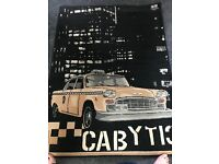 New York City cab rug 120x160 large