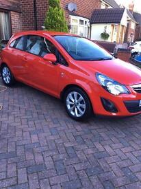 Vauxhall Corsa Excite low mileage!!
