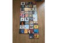 CDS 40 in total 5£ for the lot
