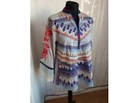 New Retro Kurti Tunic Top