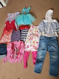 Size 3-4 clothes