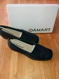 Damart leather shoe New