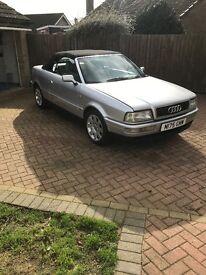 Audi cab A1 condition future classic