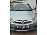 Vauxhall, TIGRA, Convertible, 2009, Manual, 1796 (cc), 2 doors