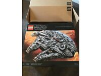 Star Wars LEGO Ultimate Collector Series 75192 Millennium Falcon - Will post