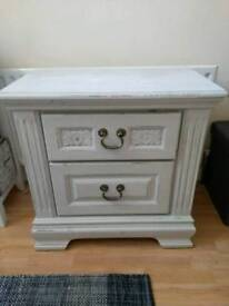 Pair of solid drawers