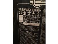 CSR 50 N Buoyancy Aid Junior 30-40 kg life jacket