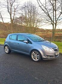 Vauxhall Corsa - Low Mileage Car