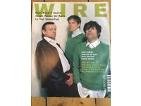 The Wire (Adventures In Modern Music) Magazine - 97 copies dating from 2002 - 2017 For sale.