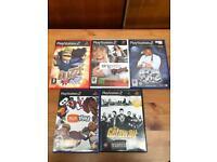 5 PlayStation games 2