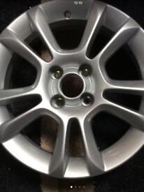 Vauxhall Corsa SXI Alloy wheel