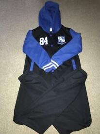 Onesie Tranmere Rovers Boys Size 7-8