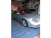 Porsche Boxster swap part ex