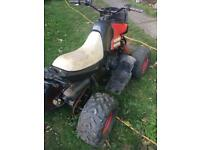 150cc 2 Stroke Quad For Swap Or Sale ?