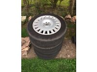 Vauxhall Astra Zafira Steel Wheels set of 4