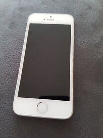 Iphone 5s - silver