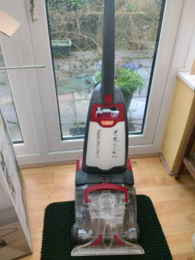 Vax Rapide 2 Carpet Cleaner In St Austell Cornwall