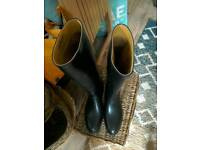 Aigle riding boots size 11 new