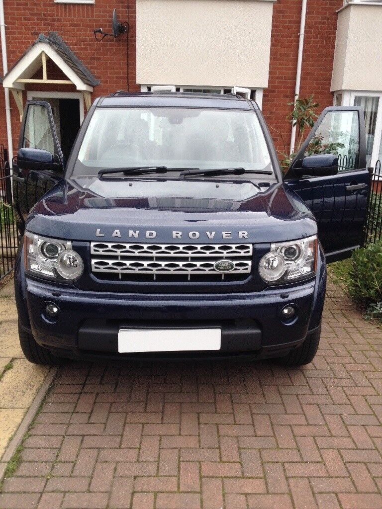 Landrover discovery sdv6 hse