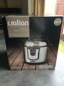 Crofton electric slow cooker