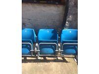Man City stadium seats