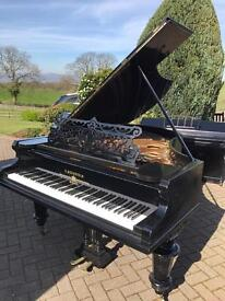 Bechstein 6ft black grand piano|Belfast pianos |free delivery |