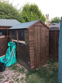 6 X 4 Shed. Must Go This Week !!