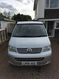VW Transporter T5 with Pop roof. 2.5 auto - reduced price