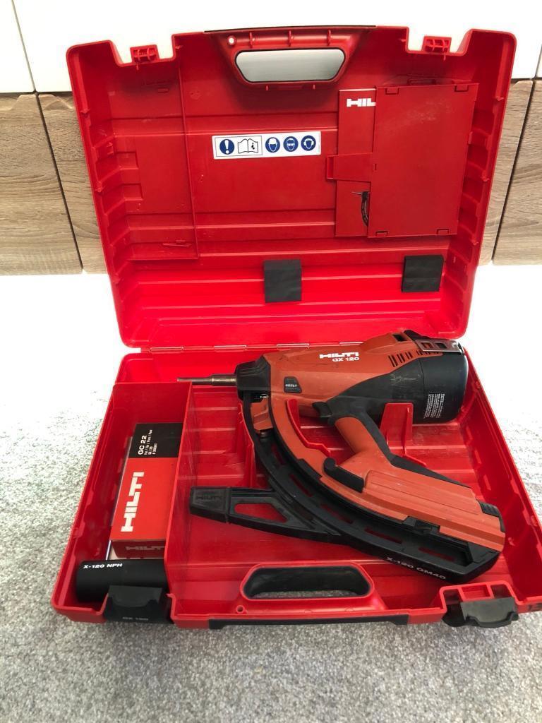 Hilti GX120 nail gun | in Manchester | Gumtree