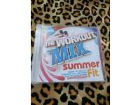 Workout Music CD