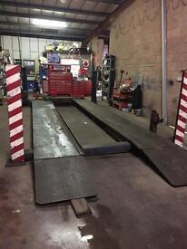 8 ton ramp commercail