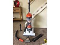 VAX impact upright pet and reach vacuum.