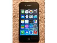 Apple iPhone 4 8 GB New Screen Factory Reset And Speaker Dock Set Up